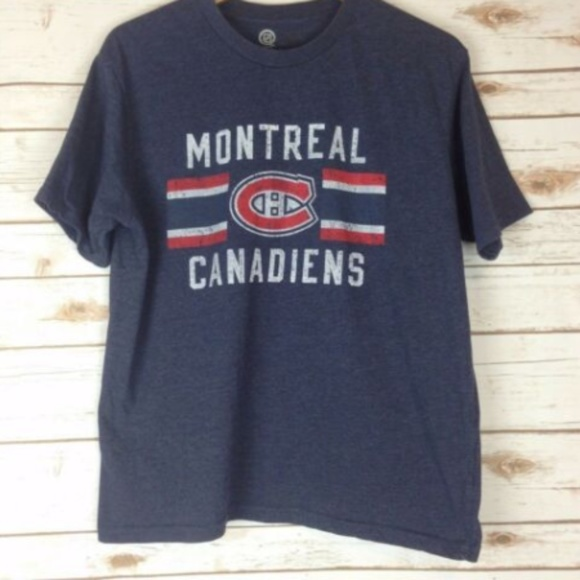 Knights Apparel Other - 🔥NHL Montreal Canadiens Size Large T-Shirt